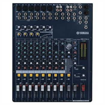 Picture of Yamaha MG124CX Mixer