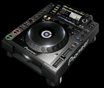 Picture of Pioneer CDJ-2000 Professional Multi player