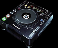 Picture of Pioneer CDJ-1000 MK3 Professional CD & MP3 Turntable